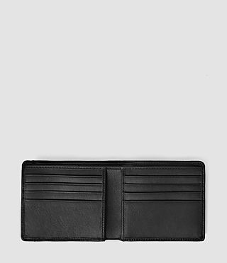 Hombre Havoc Wallet (Washed Black) - product_image_alt_text_3
