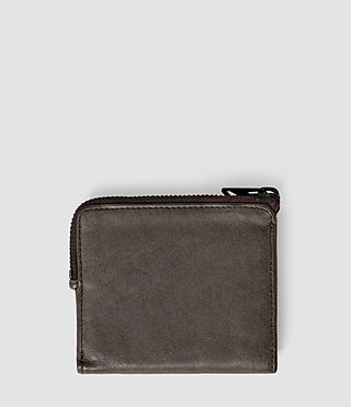 Hombres Cleat Leather Wallet (Bitter Brown) - product_image_alt_text_2