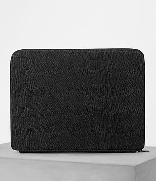 Hombres Monument Suede Case (Black Suede) - product_image_alt_text_5