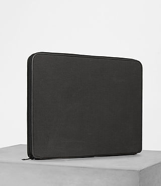 남성 모뉴먼트 케이스 (PERFORATED GREY) - product_image_alt_text_4