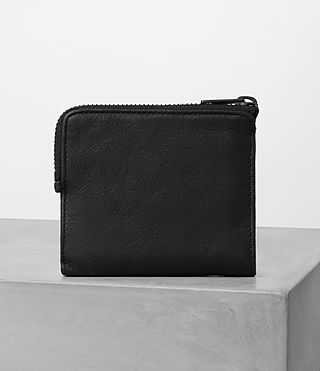 Hombre Cleat Wallet (Washed Black) - product_image_alt_text_4