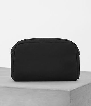 Uomo Minato Washbag (Black) - product_image_alt_text_4