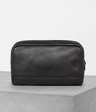 Hommes Trousse de Toilette Retract (Black) - Image 4