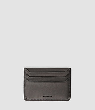 Mens Shard Cardholder (Slate Grey)