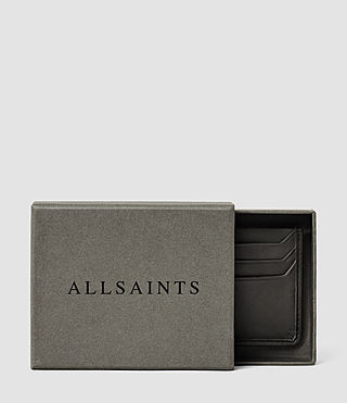 Mens Shard Cardholder (Slate Grey) - product_image_alt_text_4