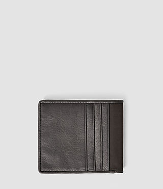 Men's Nylon Hawk Wallet (Slate Grey) - product_image_alt_text_2