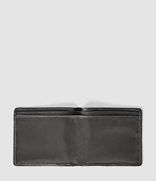 Hombre Nylon Hawk Wallet (Slate Grey) - product_image_alt_text_3