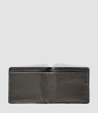 Hommes Nylon Hawk Wallet (Slate Grey) - product_image_alt_text_3
