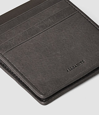 Hombre Nylon Hawk Wallet (Slate Grey) - product_image_alt_text_4
