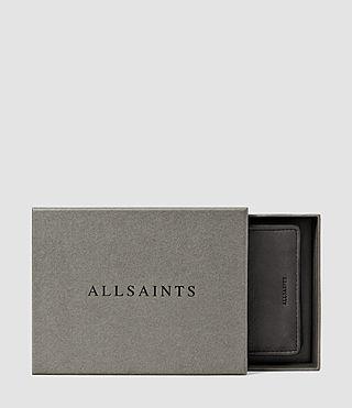 Hommes Nylon Hawk Wallet (Slate Grey) - product_image_alt_text_5