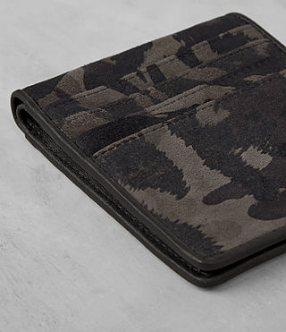Mens Hawk Leather Wallet (FLOC CAMO) - product_image_alt_text_2