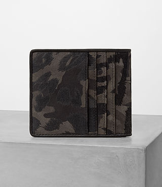 Mens Hawk Leather Wallet (FLOC CAMO) - product_image_alt_text_4