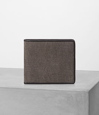 Uomo Attain Cardholder (Khaki Green)