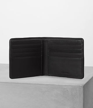 Mens Attain Cardholder (Khaki Green) - Image 3