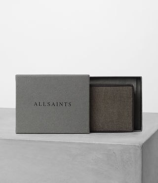 Hommes Attain Cardholder (Khaki Green) - product_image_alt_text_5