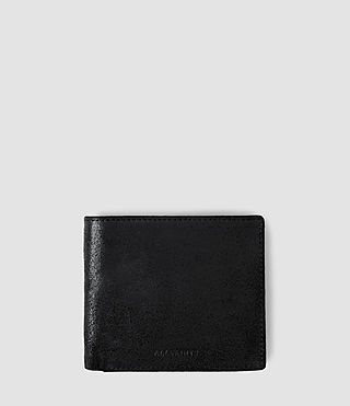 Mens Blyth Leather Wallet (Granite)