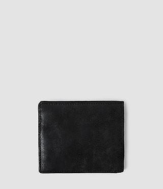 Mens Blyth Leather Wallet (Granite) - product_image_alt_text_2
