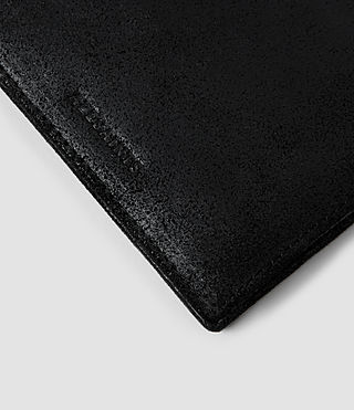 Hombre Blyth Leather Wallet (Granite) - product_image_alt_text_4