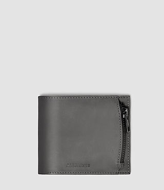 Hombre Havoc Wallet (Charcoal) - product_image_alt_text_1