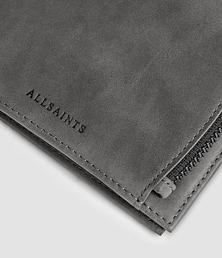 Hombre Havoc Wallet (Charcoal) - product_image_alt_text_4