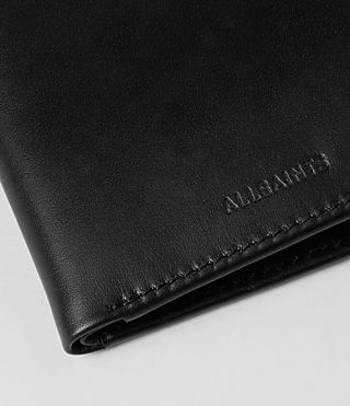 Mens Havoc Wallet (Black) - product_image_alt_text_4