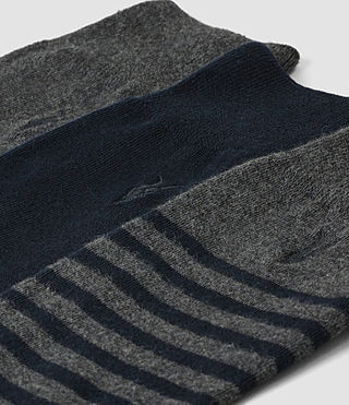 Mens Breton Sock Pack (Multi) - product_image_alt_text_3