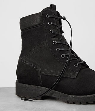 Mens Contact Boot (Black) - product_image_alt_text_2