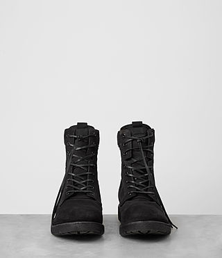 Mens Contact Boot (Black) - product_image_alt_text_3