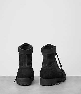 Mens Contact Boot (Black) - product_image_alt_text_5