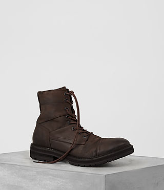 Hombres Decoy Boot (Bitter Brown) -