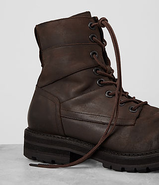 Hombres Decoy Boot (Bitter Brown) - product_image_alt_text_2