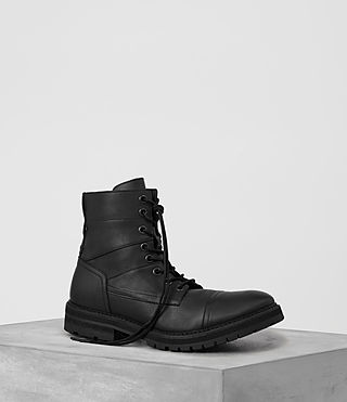 Mens Decoy Boot (Black) - product_image_alt_text_1