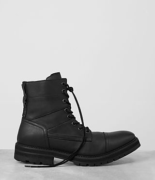 Uomo Decoy Boot (Black) - product_image_alt_text_3