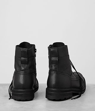 Uomo Decoy Boot (Black) - product_image_alt_text_5