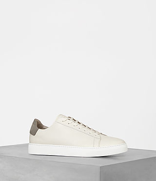 Mens Sol Low Top Sneaker (Chalk White) - product_image_alt_text_1