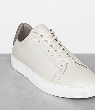 Mens Sol Low Top Sneaker (Chalk White) - product_image_alt_text_2