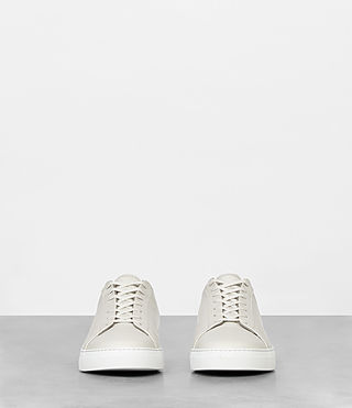 Mens Sol Low Top Sneaker (Chalk White) - product_image_alt_text_4