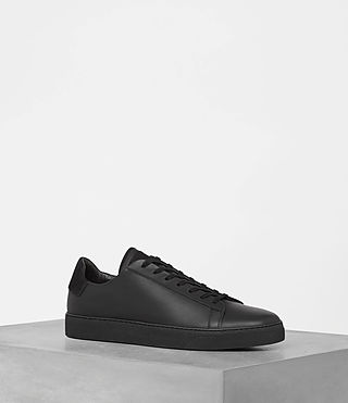 Uomo Sol Low Top Sneaker (Black) -