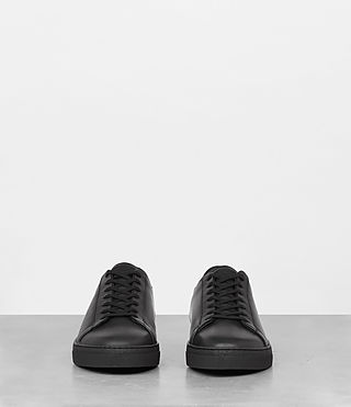 Uomo Sol Low Top Sneaker (Black) - product_image_alt_text_4