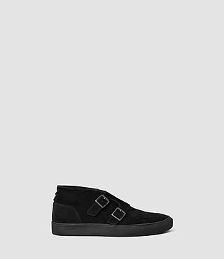 Uomo Verve Short Boot (Black)