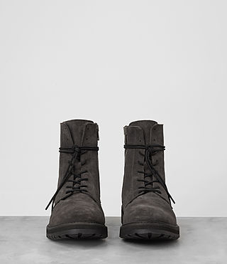 Men's Loft Suede Boot (Charcoal) - product_image_alt_text_3