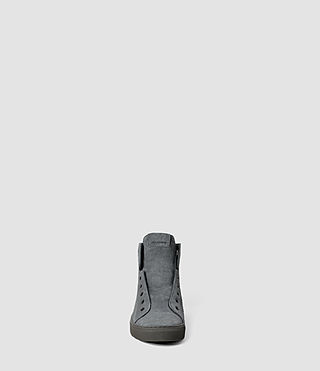 Hombres Scramble Hi Top (Charcoal) - product_image_alt_text_2