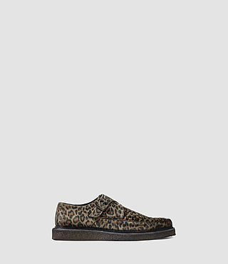 Uomo Arc Shoe (Leopard)