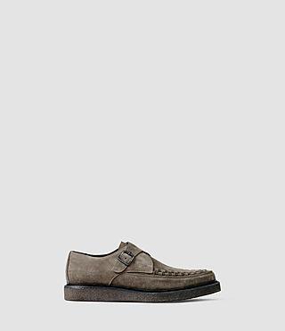 Mens Arc Shoe (Taupe)