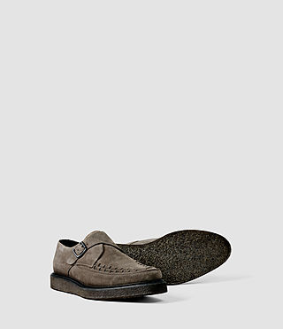 Herren Arc Shoe (Taupe) - product_image_alt_text_3