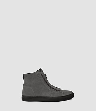 Hommes Tracker Hi Top (Charcoal) -