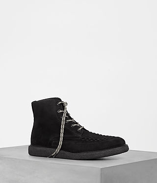 Mens Moth Boot (Black) - product_image_alt_text_1