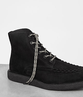 Mens Moth Boot (Black) - product_image_alt_text_2