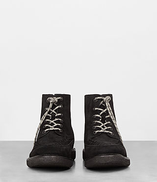 Mens Moth Boot (Black) - product_image_alt_text_3
