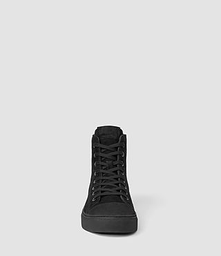 Mens Circuit Hi-top (Black) - product_image_alt_text_2